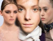 10 เมคอัพลุคสวย แซ่บ ปัง จากรันเวย์ Couture Fall 2016