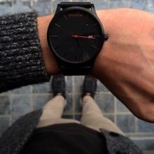 10 อันดับนาฬิกาข้อมือผู้ชายสีดำเน้นดีไซน์เท่สวมใส่ได้ทุกโอกาส