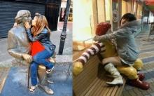 มนุษย์สายเกรียน!!!!! 10 ภาพรูปปั้นธรรมดาๆ แต่กับฮากระจายเพราะเหล่ามนุษย์พวกนี้!!!!