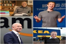 10 อันดับคนรวยที่สุดในโลก ปี 2016