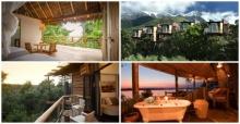 10 อันดับที่สุดของโรงแรมเหนือยอดไม้ทั่วโลก จาก HotelsCombined