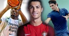 10 อันดับนักกีฬารายได้มากที่สุดในโลกปี 2016