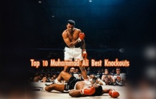 Top 10 หมัดเด็ด! ระดับตำนาน มูฮัมหมัด อาลี มี Knockout ทุกราย