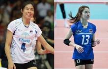 10 อันดับนักตบสาวไทยที่หนุ่มๆ ต้องเหลียวหลัง