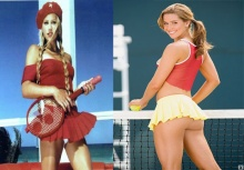 10 นักเทนนิสสาว ที่มีลีลาการเล่นที่เซ็กซี่ร้อนแรงที่สุด