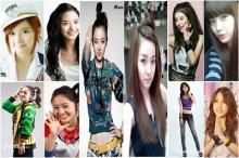 10 อันดับดาราเกาหลีสวยโดยไม่พึ่งศัลยกรรม