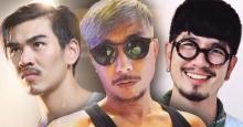 10 ดารา-นักร้องชายไทยไว้หนวดแล้วดูเท่