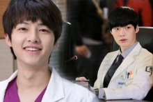 10 อันดับ ดาราชายเกาหลีกับบทบาทคุณหมอที่ฮอตที่สุดแห่งปี2016
